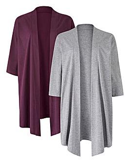 Pack of 2 Kimonos Cover Ups