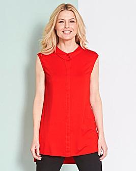 Red Jersey Shirt