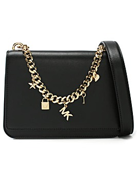 Michael Kors Charm Chain Shoulder Bag
