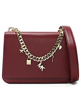 Michael Kors Charm Chain Shoulder Bag