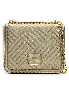 Love Moschino Quilted Small Shoulder Bag