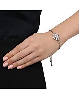 Jon Richard Peardrop Toggle Bracelet