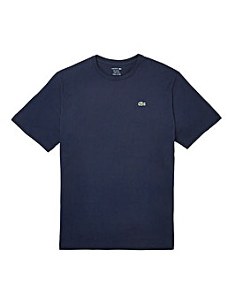 Lacoste Mighty Logo Crew Neck T Shirt