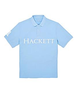 Hackett Mighty Logo Polo Shirt