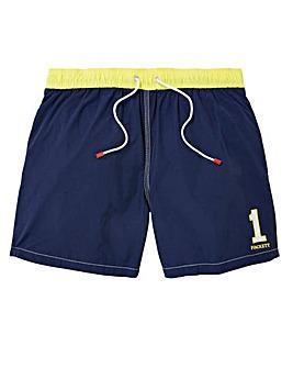 Hackett Mighty Number Swim Shorts