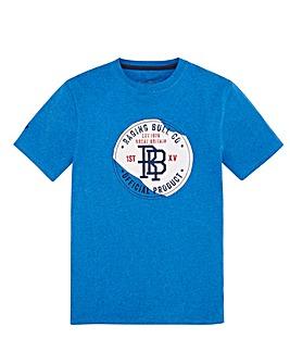 Raging Bull Mighty Print Marl T-Shirt