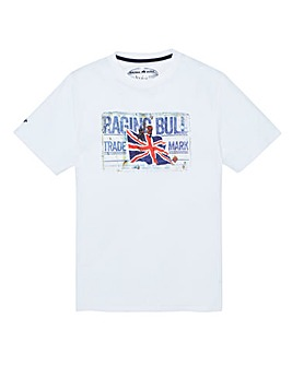 Raging Bull Mighty Union Jack T-Shirt