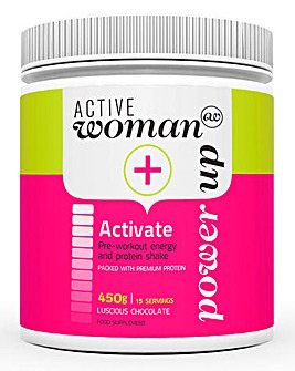 Active Woman Activate -Strawberry & choc