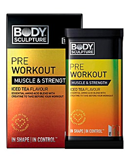 Body Sculpture Pre Workout Pack
