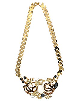 Lizzie Lee Statement Necklace
