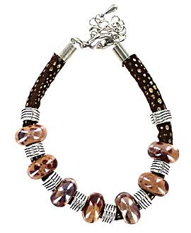 Lizzie Lee Ceramic Bead Bracelet