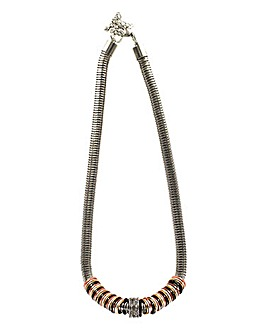 Lizzie Lee Crystal Snake Chain