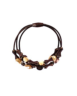 Lizzie Magnetic Spring Bracelet