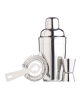 Bar Craft 3 Piece Cocktail Gift Set