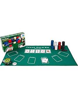 PartyPoker 120 Chip Poker Set