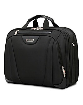 Wenger Premium 17in Triple Briefcase