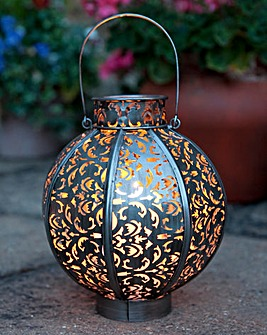 La Hacienda Moroccan Lantern