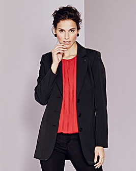 Longline Tailored Jacket