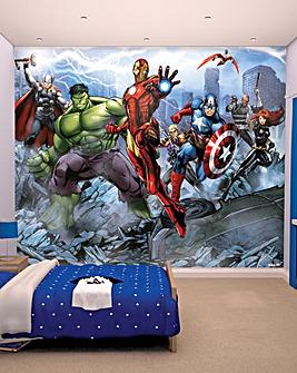 Walltastic Avengers Assemble Wall Mural
