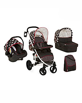 Hauck Malibu XL All in One Pushchair
