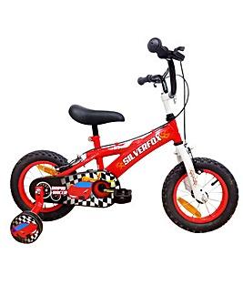 Silverfox 12inch Rapid Racer SFX Bike