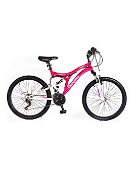Muddyfox 24 Phoenix MFX Girls Bike