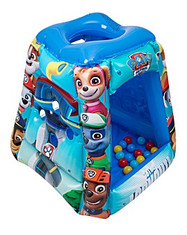Paw Patrol Vehicle Ball Pit with Balls