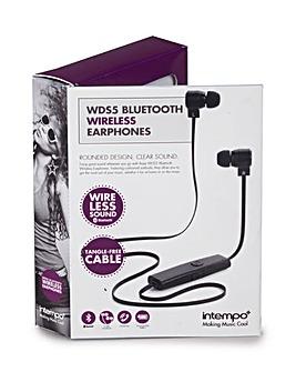 Intempo Bluetooth Wireless Headphones