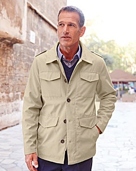 Premier Man Stone Safari Jacket R