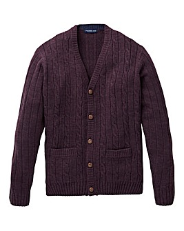 Premier Man Cable Button Cardigan