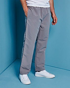 Capsule Silver Leisure Trousers 27in