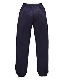 Capsule Navy Cuffed Jogging Pant 29in