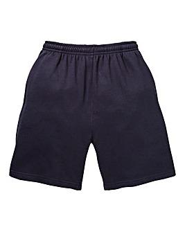 Capsule Navy Jog Shorts