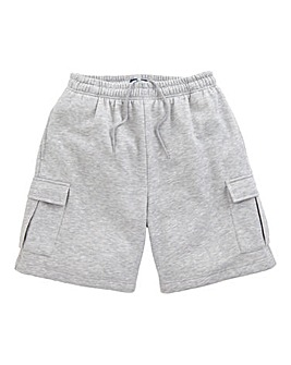 Capsule Grey Leisure Cargo Shorts