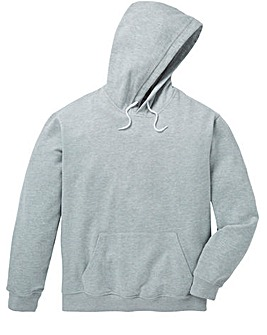 Capsule Grey Over Head Hoody Regular