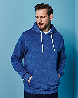 Capsule Blue Over Head Hoody Regular