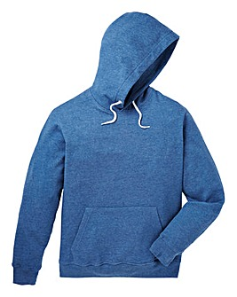 Capsule Blue Over Head Hoody Long