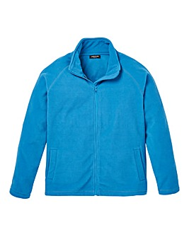 Capsule Full Zip Through Fleece