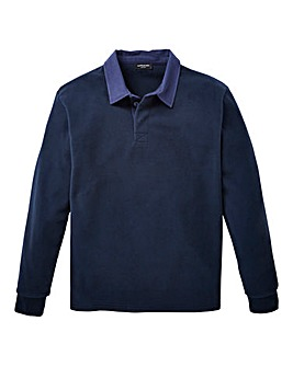 Capsule Fleece Rugby Shirt