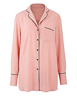 Pale Pink PJ Blouse
