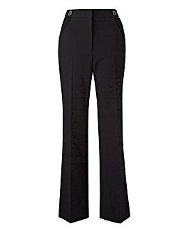 Bootcut Tailored Trouser Short