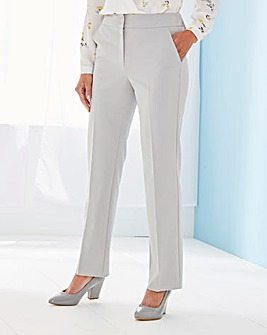 PVL Straight Leg Tailored Trouser Reg