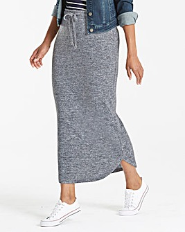 Soft Touch Jersey Skirt