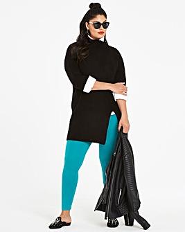 Stretch Jersey Leggings Regular