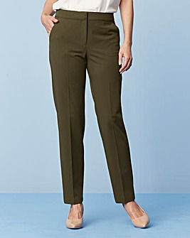 Magisculpt Tapered Leg Trousers Reg