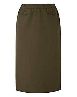 Magisculpt Tailored Pencil Skirt