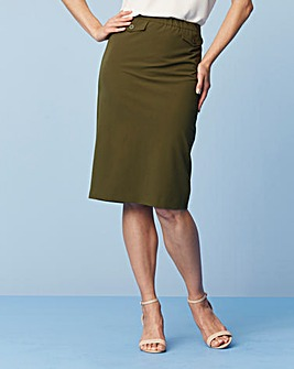 Magisculpt Tailored Pencil Skirt