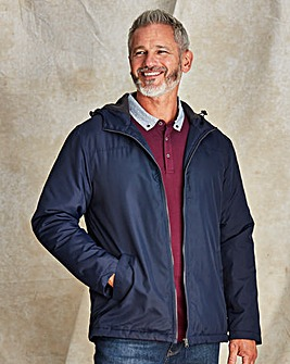 WILLIAMS & BROWN Fleece Lined Jacket