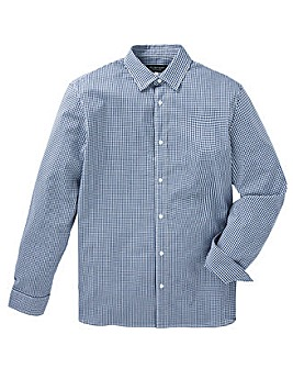 Flintoff by Jacamo L/S Stretch Shirt Reg