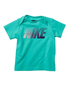 Nike Logo Girls T-Shirt
